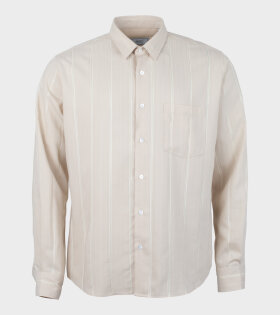 AMI - Chemise Summer Shirt Beige