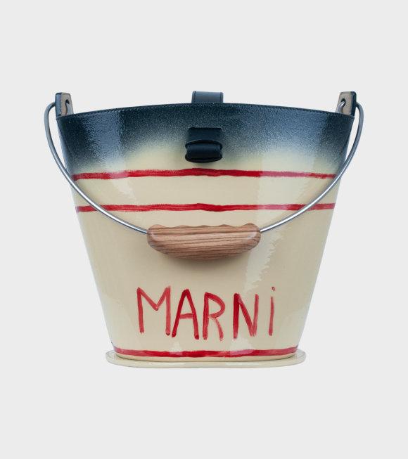 Marni - Cumara Bucket Bag Multicolor