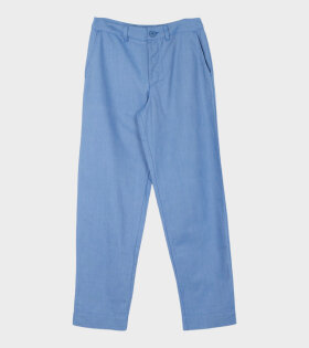 Method Chambray Pants Sky Blue