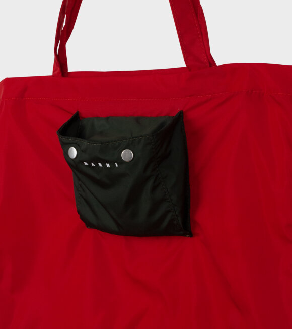 Marni - Shopping Bag Red