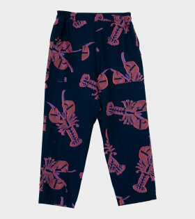 Henrik Vibskov - Kaiii Lobster Pants Dark Blue