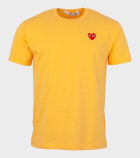 Comme des Garcons PLAY AZ-T212-051-2 T-shirt - dr. Adams