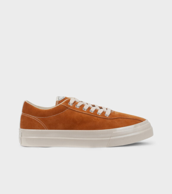 Stepney Workers Club - Dellow M Suede Brown
