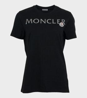 Moncler - Girocollo T-Shirt Black