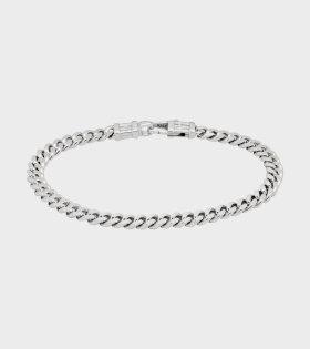 Curb Bracelet L - dr. Adams