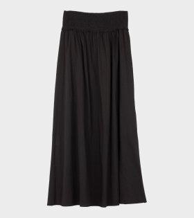 Aiayu - Smock Skirt Black
