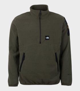 The North Face - M Borud Fleece Green