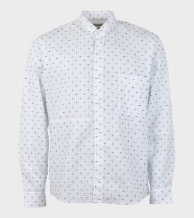 Henrik Vibskov - Tape Shirt White