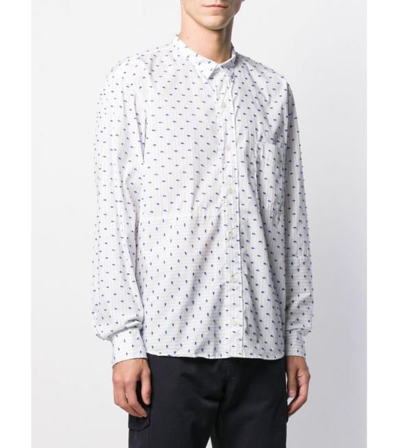 Henrik Vibskov - Tape Shirt White