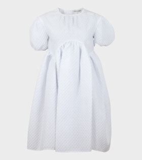 Thelma Dress White