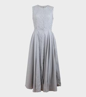 Kowtow - Reflect Dress Black/White