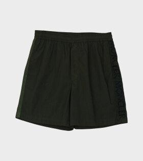 2B71160 C0469 891 Pantalone Bermuda Army