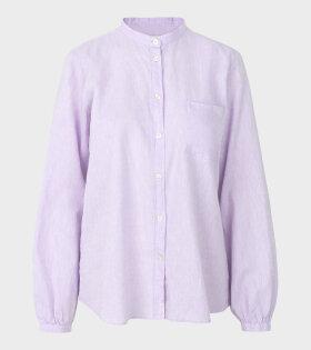 Linen Lux Swaggy Light Purple