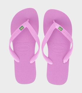 Brasil Logo Ice Pink