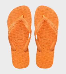 Top Vibrant Orange