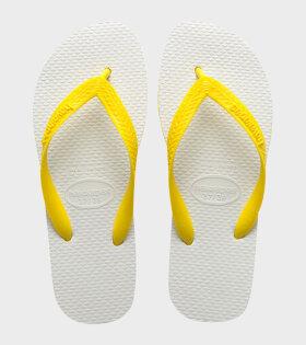 Tradicional Yellow/White
