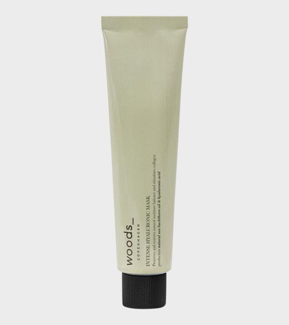 Woods Copenhagen - Intense Hyaluronic Mask 75 ml.