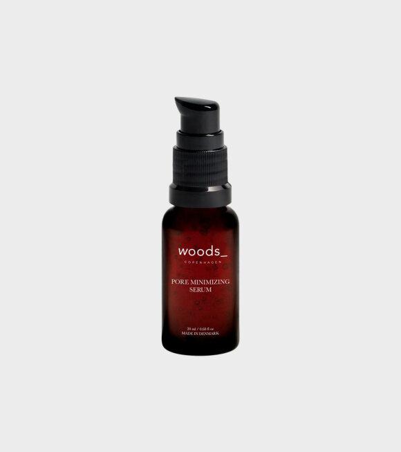Woods Copenhagen - Pore Minimizing Serum 20 ml.