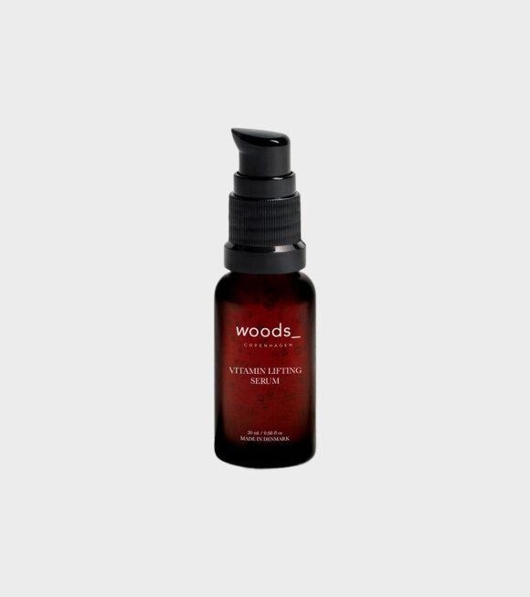 Woods Copenhagen - Vitamin Lifting Serum 20 ml.