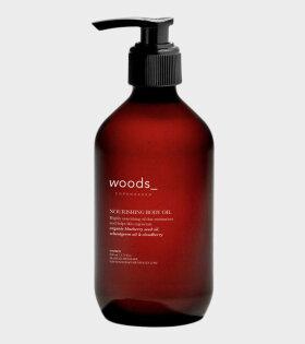 Woods Copenhagen - Nourishing Body Oil 200 ml.