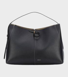 WANDLER - Ava Tote Bag Black