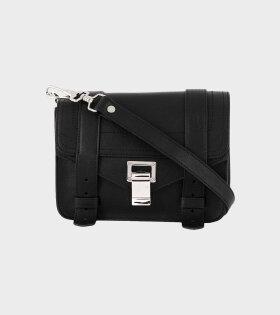 PS1+ Mini Crossbody Lux Leather Black