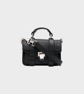 PS1 Micro Lux Leather Black