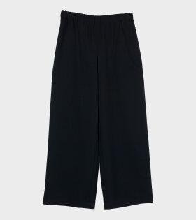 Comme des Garcons - Wool Trouser Black