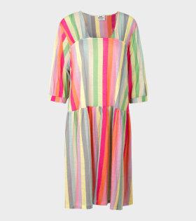 Dippa Linen Stripe Multicolor