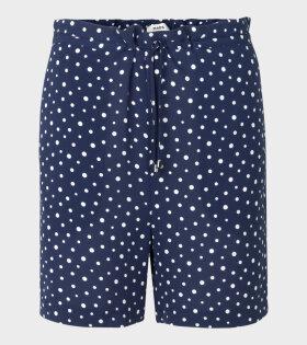 Hot Puvi Neo Paris Shorts Navy