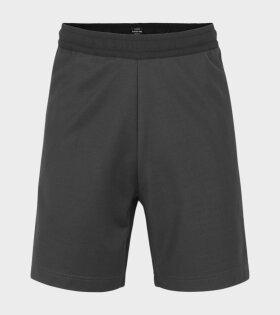 Tech Tape Pibble Shorts Black