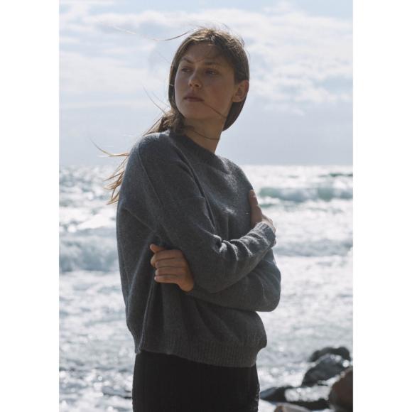 Aiayu - Juna Sweatshirt Stormy Grey