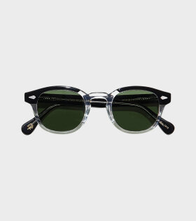 Moscot - Lemtosh Sun 49 Black/Crystal