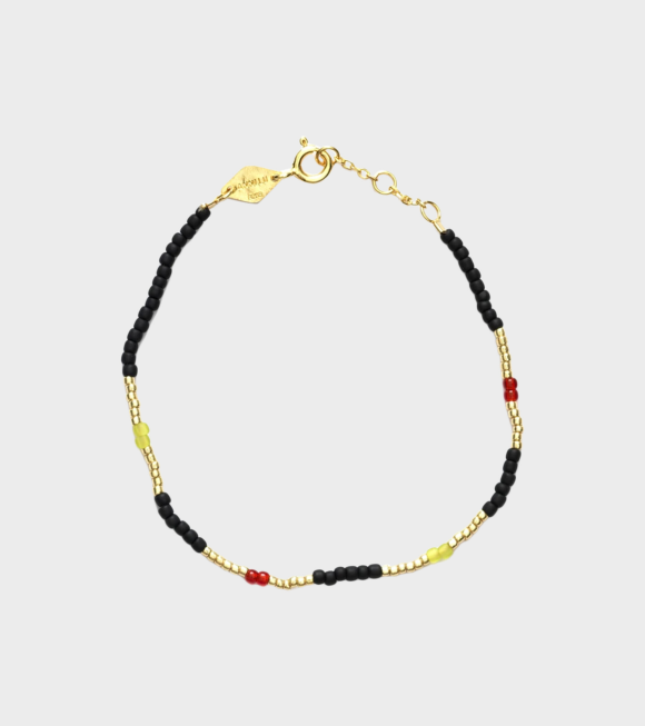 Anni Lu - Solid Bracelet Black