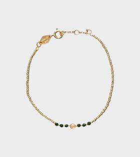 Emerald Bracelet Green