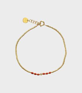 Emerald Bracelet Corail