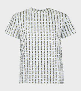 T-shirt Honey White