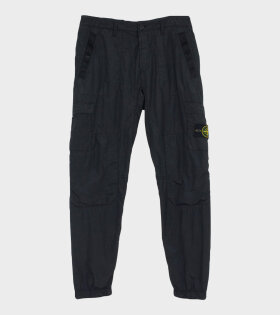 Nylon Five Pocket Trouser Black
