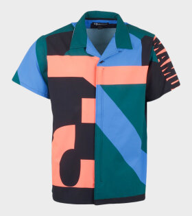 Swim AOP Shirt Multicolor