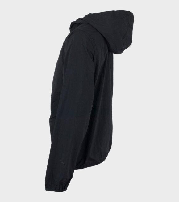 Y-3 - TRV Nylon Parka Jacket Black