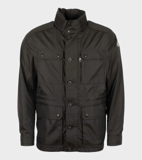 Lez Giubbotto Jacket Green