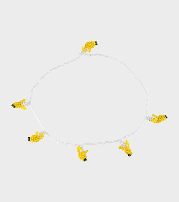 Pura Utz - Banana Necklace
