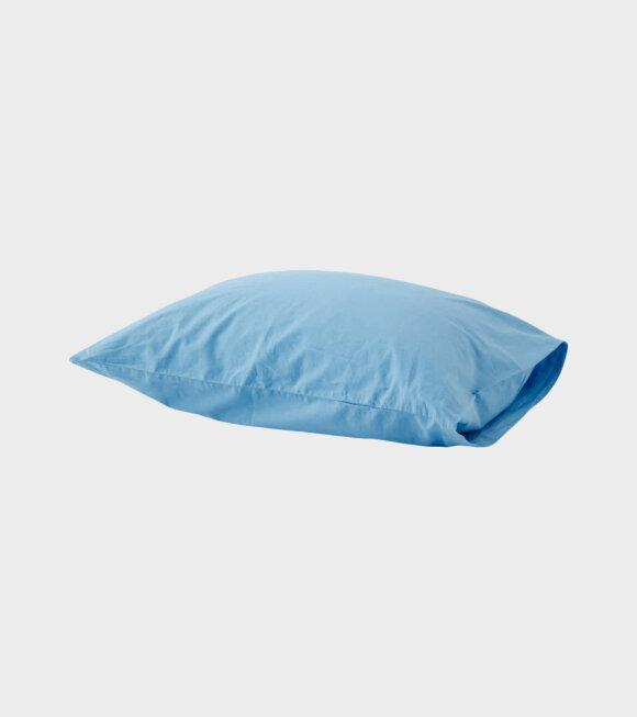 Tekla - Percale Pillow 60x63 Dove Blue