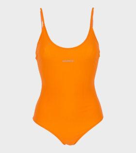 Soulland - Adel Swimsuit Orange