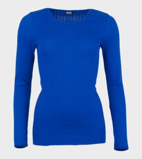 Nørgaard Paa Strøget - 101 Rib Cobalt Blue
