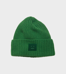 Pansy N Face Beanie Green