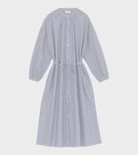 Cilla Shirtdress Blue/White