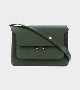 Medium Trunk Bag Green