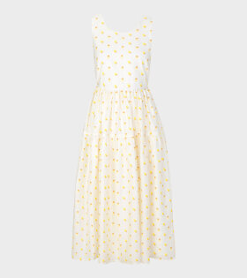 Tulula Dress Jasmine White