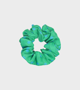 Scrunchy Blue Green